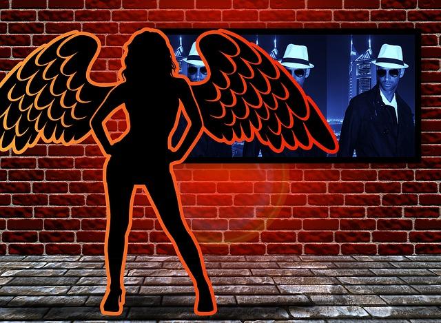 angel with devils feelings