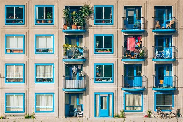 byty s balkóny