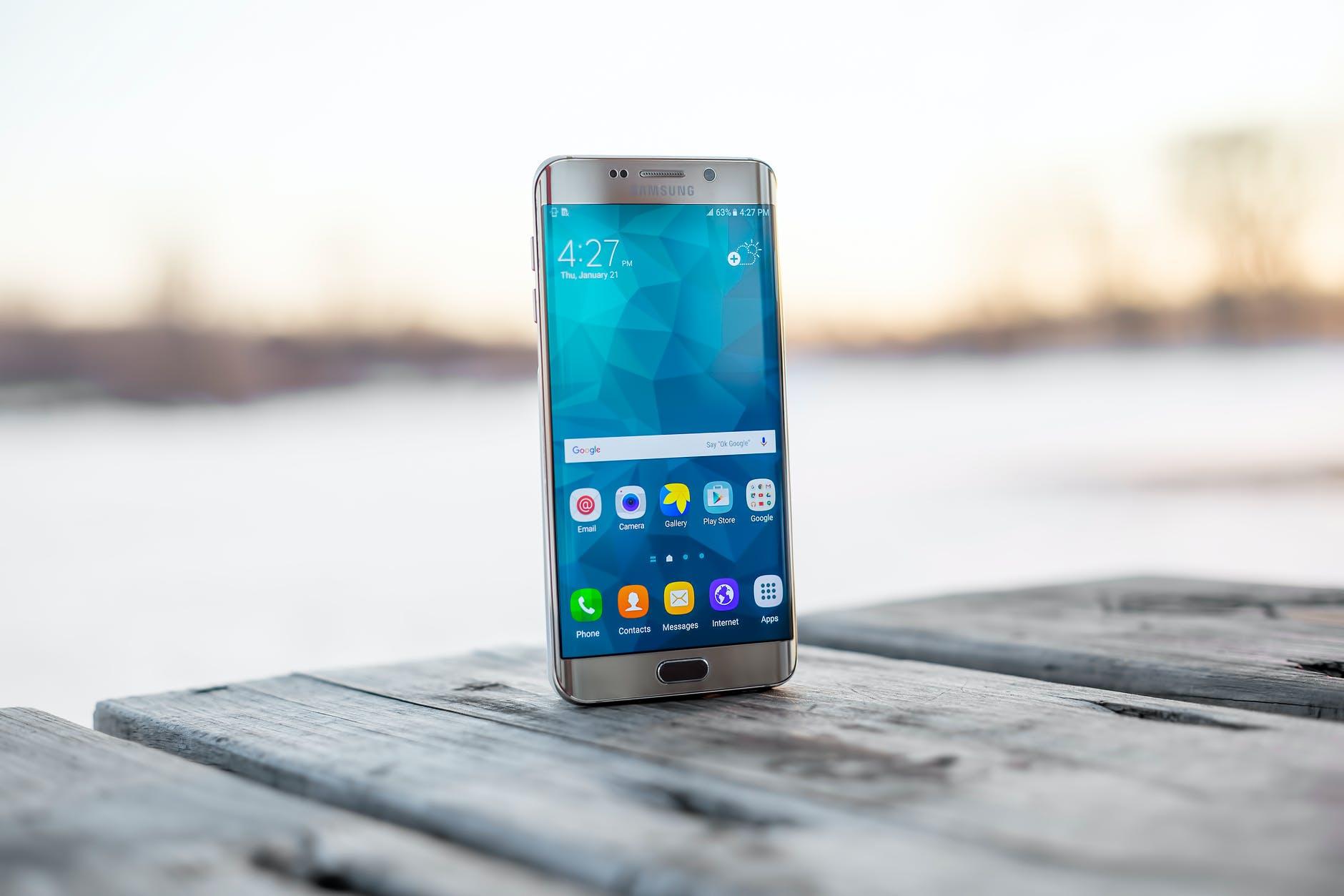 Dostupnost výrobků značky Samsung