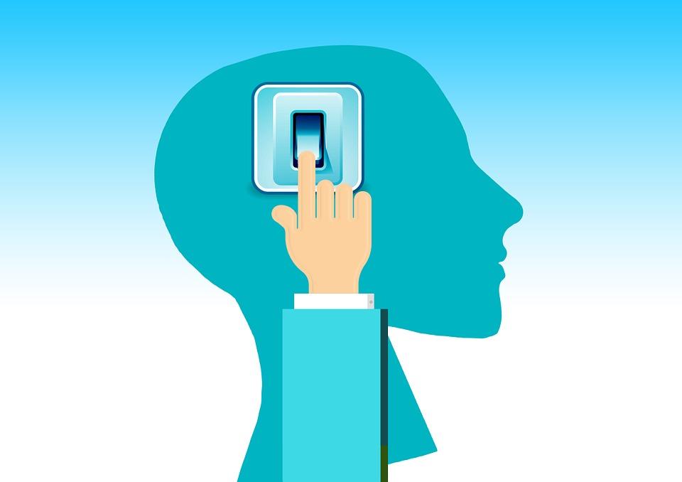 vypínač mozku